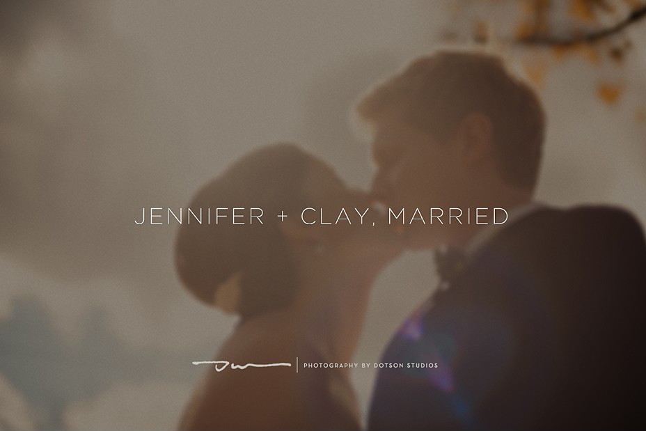 Chattanooga wedding photography: Jennifer Lantz and Clay McDonald's wedding