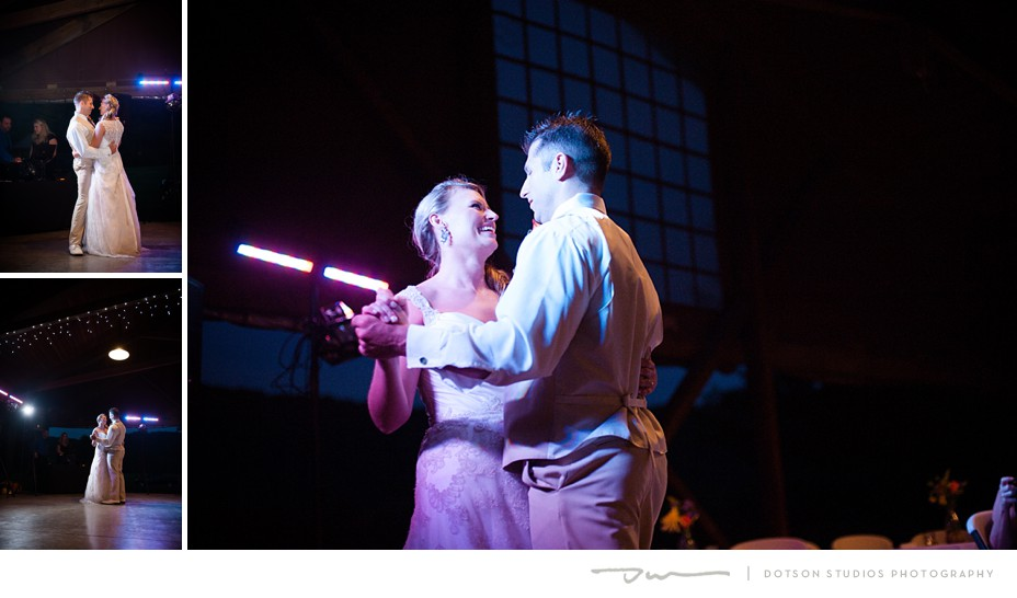 Amanda Burt and Eric Tucker's Ringgold Wedding, Photographed by Dotson Studios
