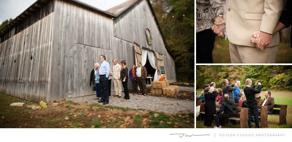 Kentucky Wedding photographed by Dotson Studios