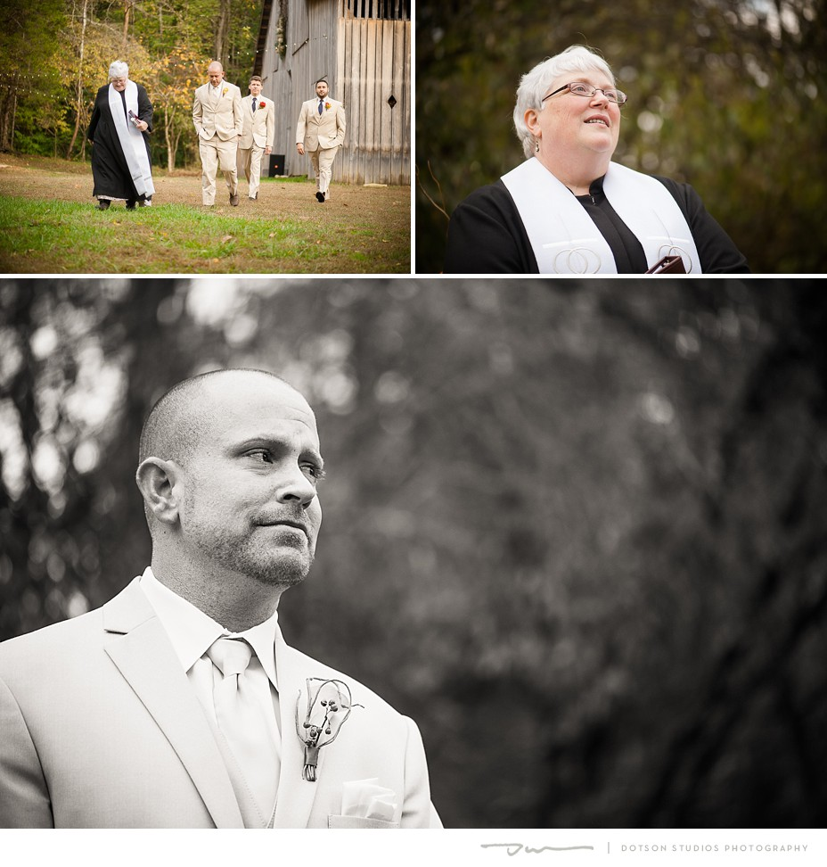 Kentucky Wedding photographed by Dotson Studios